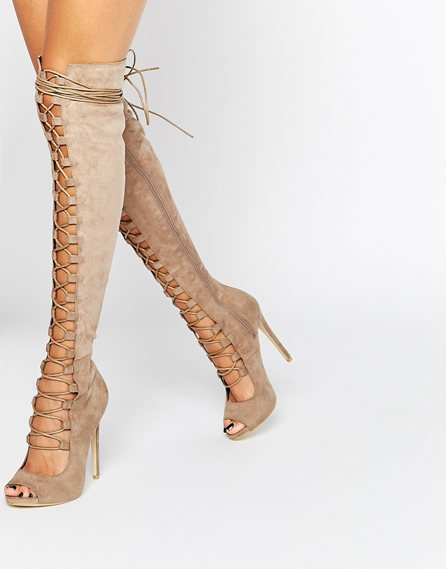 Ghillie Lace Up Shoes