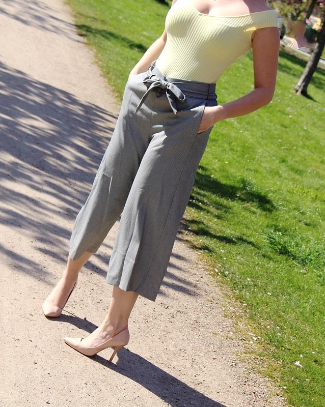 culottes streetstyle